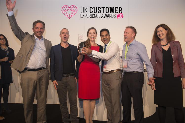 Customer Experience Awards winners