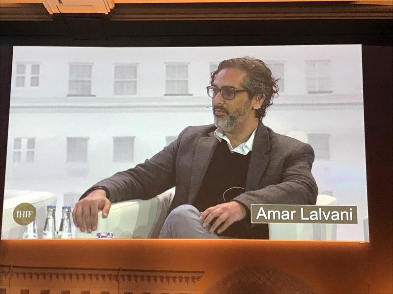 Amar Lalvani hotel investment forum