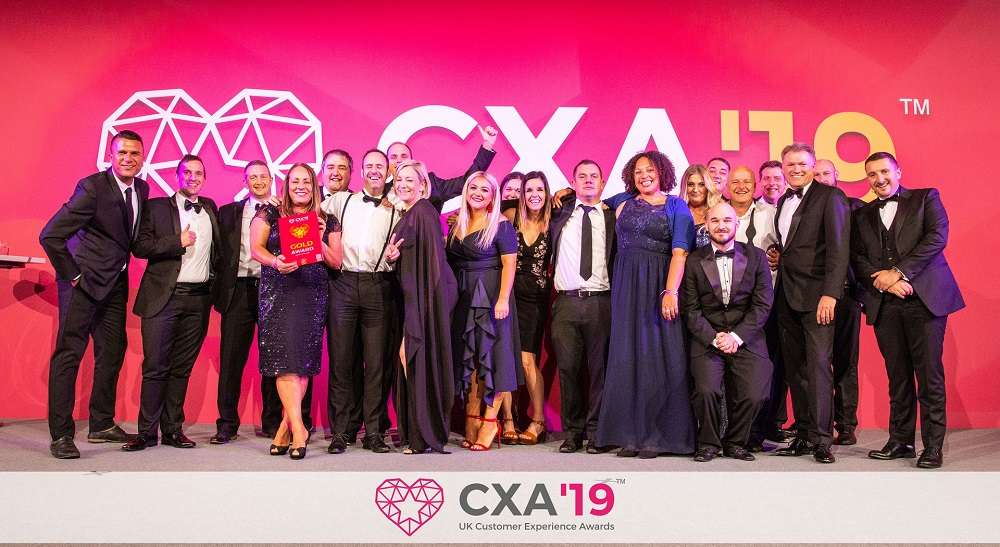 Customer Experience Awards AGEAS UK