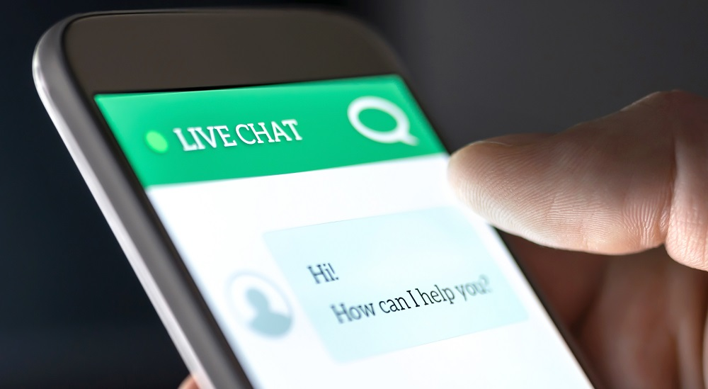 customer experience mobile chatbot