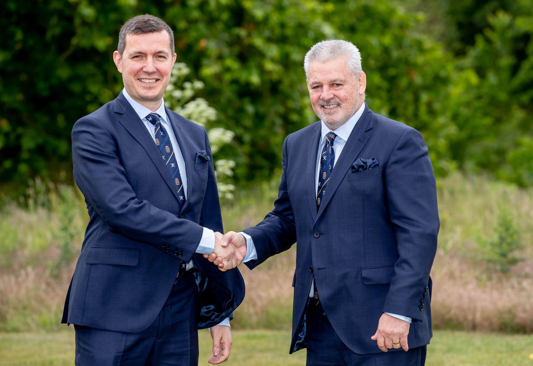 Executive Interview Ben Calveley British and Irish Lions
