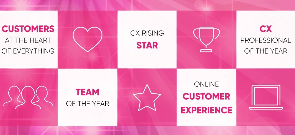 Customer experience awards 2020