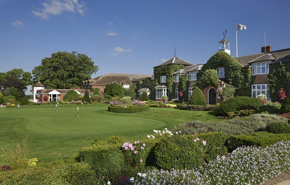 The Belfry Manor House and Putting Green