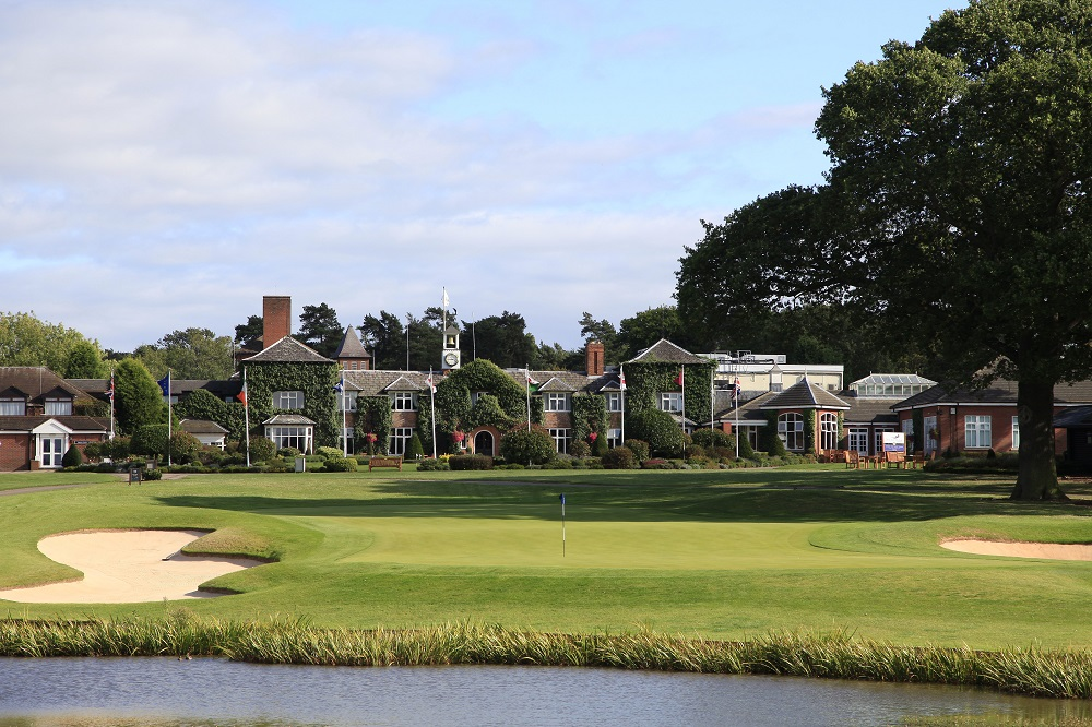 The Belfry Golf Resort Manor House