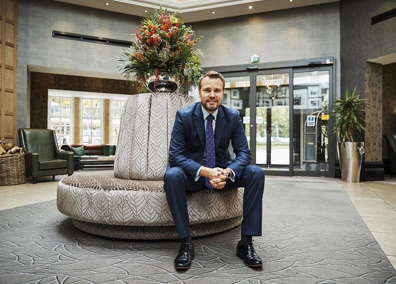Chris Eigelaar – Resort General Manager at The Belfry Hotel & Resort